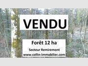 Terrain constructible à vendre à Remiremont - Réf. 6397439