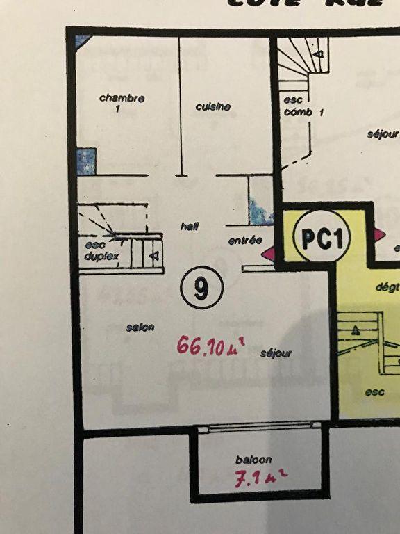 Appartement à louer F5 à Sarreguemines