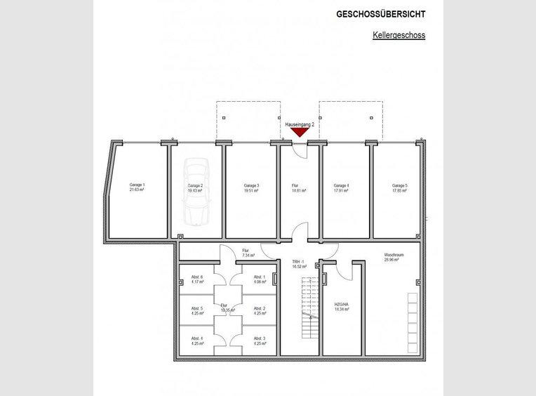 Wohnung zum Kauf 4 Zimmer in Tawern - Ref. 4570879