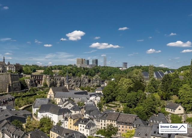 Immeuble de rapport à vendre à Luxembourg-Gare