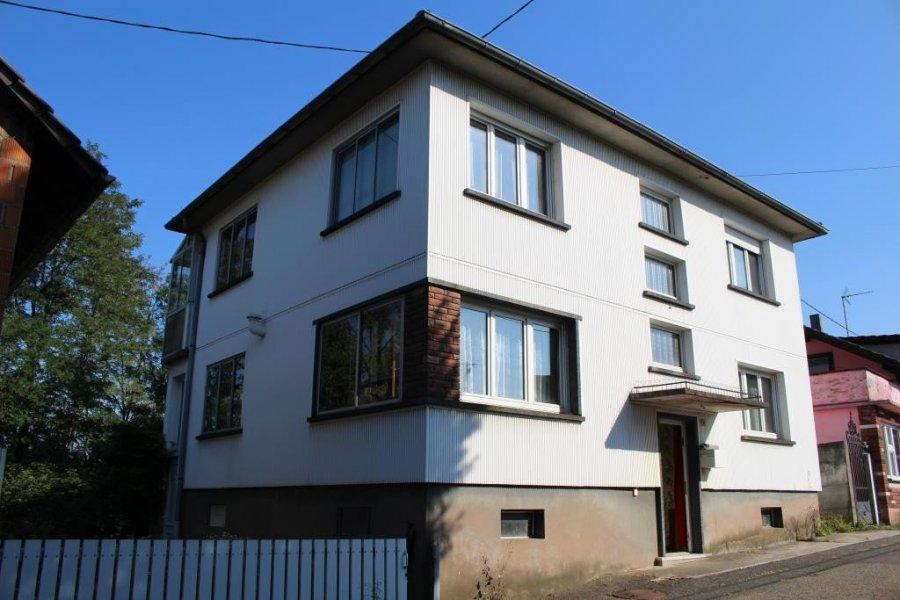Maison individuelle en vente mothern 125 m 170 000 for Exterieur d une maison