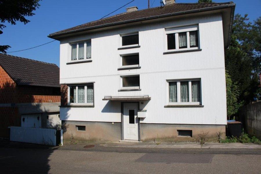 Maison individuelle en vente mothern 125 m 170 000 for Acheter une 2eme maison