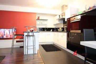 INFO COVID-19<br><br>Les visites sont possibles sous les conditions suivantes :<br>* 2 personnes max<br>* port de masque et gants obligatoires<br><br>Nous avons le plaisir de vous proposer ce magnifique  appartement situé à Rumelange, au 1er étage d\'une petite résidence datant de 2010. Cet agréable appartement traversant d\'une surface de +/- 85m² se compose comme suit:  <br><br>Le hall d\'entrée dessert un wc séparé, l\'espace nuit composé de 2 chambres avec sortie sur balcon, d\'une salle de douche et enfin un lumineux séjour/cuisine équipée avec une porte-fenêtre qui s\'ouvre sur une terrasse de 20m² et jardin privé.<br><br>Au sous-sol, un emplacement intérieur, une buanderie commune ainsi qu\'une cave complètent l\'offre. <br><br>Informations supplémentaires:<br>- Appartement très lumineux, agréable à vivre;<br>- Disponibilité octobre 2021.<br>- Aucun(e) travaux/ rénovation à prévoir;<br>- Environnement calme;<br>- Situation idéale, proche de toutes commodités: école arrêt de bus et commerce.<br><br>AFIL IMMO s\'engage dans toutes vos démarches immobilières (estimation, vente, location de biens, recherche de financements.<br><br>Vous satisfaire est notre priorité !<br><br>Les prix s\'entendent frais d\'agence de 3 % TVA 17 % inclus.