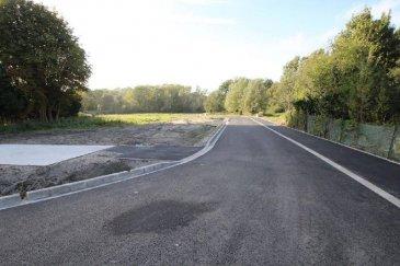 Réf:58318  Terrain constructible de 1670 m2 libre de constructeur, viabilisé Lot n°6 - Route de Berck à Merlimont  Plan sur demande  Réf: 51075