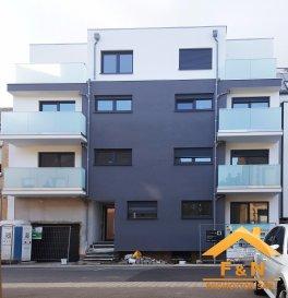 Bel appartement neuf à vendre, dans une résidence à 7 unités, situé dans la rue de la Gare à Tétange.  Construction haut de gamme et à basse consommation d'énergie, classe énergétique B/B, system de ventilation a double flux avec récuperation de chaleur, porte blindée, volets électriques, etc.  Il se compose comme suite: - hall d'entrée, - grand living avec cuisine ouverte (équipée),  - salle de bain,  - wc séparée,  - 3 chambres (dont une avec dressing) et deux avec accèss vers la terrasse, - 1 bureau (possibilité de faire une 4eme chambre), hauter 2m - cave - buanderie et jardin commun - emplacement intérieur: 30'000€  N'hésitez pas et prenez contact avec nous.  Tél.: +352 621 13 99 88 E-Mail: info@fn-promotion.lu Ref agence: Z-RDC-012
