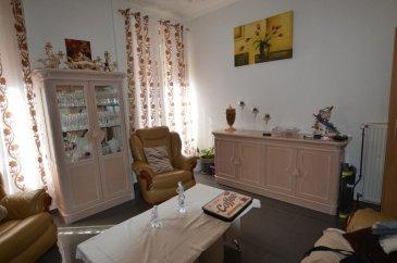 RE/MAX Luxembourg, spécialiste de l'immobilier à Esch sur Alzette, vous propose à la vente cet appartement de 3 chambres, proche de toutes commodités, gare, commerces, écoles, banques, commune, etc.  Situé au 1er étage d'un petit immeuble, cet appartement comporte 3 chambres pour un total de 65 m² habitables, à ce bien s'ajoute à l'étage supérieur un grenier aménagé de 24 m² avec 1 chambre supplémentaire et 1 salle de bain.   Une cave privative d'environ 16 m² fait complète cet appartement.  Pas de charges  Frais d'agence  3 % du prix de vente à la charge de la partie venderesse + TVA  Vous pouvez me contacter Mr. Dias au  691691515 Rui.diassantos@remax.lu Ref agence :5096348