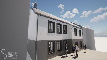 L'agence immobilière Christine SIMON, vous présente en exclusivité cette nouvelle Résidence ARALIA qui sera implantée sur un terrain dans la Commune de VIANDEN, 95 GRAND-RUE. Début de construction 2020 livraison 2022. Passeport énergétique A-A Construction matériaux haut de gamme.  Appartement 4 au deuxième étage de deux chambres à coucher et d'une surface de 85,01 m2, Il se compose comme suit: Hall d'entrée, wc séparé, séjour, cuisine ouverte, 2 chambres à coucher, salle de bain, débarras. Une cave privative, local technique, local poubelle communs.  Pour de plus amples renseignements, un rendez-vous ou le cahier de charges et les plans, contactez l'agence au numéro 621 189 059 ou cs@christinesimon.lu  Ref agence :Appart 4 - étage 2 -Vianden