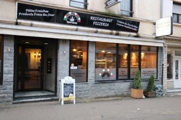 Mark van Oosterhout, RE/ MAX  spécialiste de l'immobilier à Esch sur Alzette vous propose une grande opportunité à saisir;  Fond de Commerce à vendre à Esch sur Alzette- Centre, très bien localisé dans une rue piétonne.  Il s'agit d'un restaurant très connu et avec une bonne réputation dé plus 25 ans.   Le restaurant- pizzeria est entièrement équipé, environ 200 places, possibilité de faire une terrasse en été, four à pizza.  Disponibilité à convenir.   Pour plus d'informations n'hésitez pas de me contacter: Mark van Oosterhout 621 647579  mark.vanoosterhout@remax.lu      Ref agence :5096061