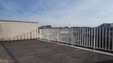 RCI - REFFAY Christophe Immobilien  vous propose  A LOUER au Limpertsberg, superbe penthouse sur 3 étages avec une terrasse de 30 m2 exposée plein sud.  Ce magnifique objet se trouve dans un des quartiers les plus prisés de la capitale.  Il est situé dans une résidence calme et il existe un possibilité de louer un parking pour 180 euros supplémentaires / mois.  Ce penthouse dispose de :  - 3 chambres à coucher dont une suite parentale avec une salle-de-bains attenante (la chambre du 3e étage est en mezzanine et à beaucoup de cachet)  - 1 grand living de +/- 30 m2 avec accès à la terrasse - 1 cuisine équipée - 1 seconde salle-de-bains  - 2 WC séparés - 1 cave - ascenseur  Tout l'appartement dispose de nombreux rangements.  Ce triplex est très lumineux et en très bon état.  Il dispose d'un parlophone et de volets électriques.   RCI - REFFAY Christophe Immobilien  691 661 661  www.rci.lu  -----------------------------------------------------  RCI - REFFAY Christophe Immobilien presents  FOR RENT in Limpertsberg, superb penthouse on 3 floors with a terrace of 30 m2 facing south. This magnificent object is located in one of the most popular areas of the capital. It is located in a quiet residence and there is a possibility to rent a parking place for 180 EUR extra / month. This penthouse has: - 3 bedrooms including a master bedroom with en-suite bathroom (the 3rd floor bedroom is in mezzanine and has a lot of character) - 1 large living room of +/- 30 m2 with access to the terrace - 1 equipped kitchen - 1 second bathroom - 2 separate toilets - 1 cellar - elevator  The whole apartment has plenty of storage space. This triplex is very bright and in very good condition. It has a parlophone and electric shutters.  RCI - REFFAY Christophe Immobilien 691 661 661 www.rci.lu