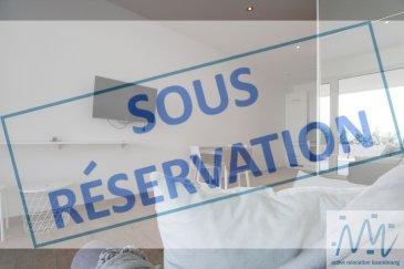 ***SOUS RESERVATION*** ''active relocation luxembourg'' vous propose un magnifique studio meublé dans une résidence (2019) à Belair.  Situé au rez-de-chaussée de la Résidence Villa Soprano ce studio offre: - une belle pièce de vie avec superbe cuisine équipée  - un grand placard sur mesure et coin nuit - une grande baie vitrée donnant accès à la terrasse/logia exclusive sans vis-à-vis et au calme - une salle de douche avec WC,  - un lave-ligne privatif dans la buanderie commune - une cave privative  Loyer mensuel : 1.350 euros Avances charges : 150 euros Garantie: 4.050 euros Disponibilité: immédiatement Durée de location: minimum 1 ans  Adresse:  181-183, rue des Aubépines,  L-1145 Luxembourg  Idéalement situé au RDC d'une résidence de standing neuve en face de la C.S.S.F. et du CHL, Maternité ....  arrêt de bus devant la résidence,  accès rapide vers le centre-ville et l'autoroute.   Supermarché Delhaizze et Lidl et d'autres commerces, restaurants à 2 min de marche.  Chauffage sol, châssis triple vitrage avec stores électriques, VMC.  Si vous pensez vendre ou louer votre bien, active relocation luxembourg est à votre service pour vous conseiller au mieux et vous faire profiter de toutes ses compétences en vue de commercialiser votre bien de manière professionnelle et rapide.  +352 270 485 005 info@arlux.lu www.arluximmo.lu