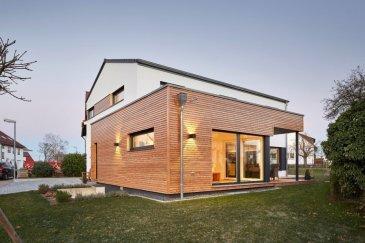 Einfamilienhaus in Vichten