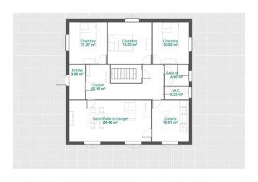 RE/MAX, votre spécialiste de l'immobilier à Belvaux, vous propose à la vente, cette superbe maison individuelle, avec un terrain de 7 ares, dans une rue sans issue et au calme.  Construite en 1980, cette maison offre une surface habitable de 96m2 et, est composée d'une cuisine fermée, d'un grand séjour, d'une salle de bain et de 3 chambres à coucher.  Deux garages fermés sont présents + emplacements libres devant la maison.  Quelques travaux de rénovation seront à prévoir.  À visiter sans tarder.  Jérôme BRAGARD  Agent immobilier RE/MAX Partners + 111, route d'Esch  L-4450 Belvaux    Mobile: +352 661 102 236 Email: jerome.bragard@remax.lu Ref agence :5095871