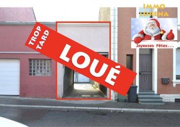 L'agence IMMO LORENA de Pétange a choisi pour vous un garage , situé à Pétange, 6 rue Adolphe au prix de 130 euros/mois.   Pour tout contact: Joanna RICKAL: + 352 621 36 56 40  Vitor Pires: +352 691 761 110  Kevin Dos Santos: +352 691 318 013  L'agence ImmoLorena est à votre disposition pour toutes vos recherches ainsi que pour vos transactions LOCATIONS ET VENTES au Luxembourg, en France et en Belgique. Nous sommes également ouverts les samedis de 10h à 19h sans interruption.