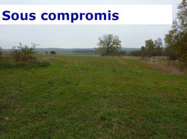 EXCLUSIF !  Nous vendons à LAUMESFELD (57480), à 19 kms seulement de la frontière luxembourgeoise de SCHENGEN (L) ;  un terrain à bâtir d\'une superficie de 9,30 ares, cadastré Section E, parcelle 1149.  Ce terrain est viabilisé. Il est plat et d\'une largeur sur rue de 19,50m environ.  Situé hors lotissement, il est libre de construction.  CONTACT :  Gérard STOULIG – Agent commercial au : 06 03 40 33 55 ou directement l\'agence au : 03 87 36 12 24.   NB : Les frais d\'agence sont inclus dans le prix annoncé.