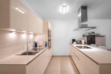SOUS COMPROMIS : PLM Immobilière & Gestion du Patrimoine vous propose en exclusivité ce magnifique appartement de 2017 à 2 minutes du Kirchberg.  Situé au 2ème étage avec ascenseur d'une Résidence de Luxe