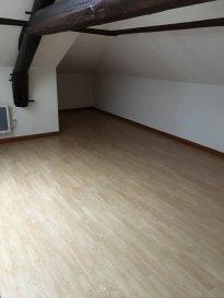 Quartier des Tanneurs.  Appartement F2 de 45m². Il se compose d\'un séjour avec coin cuisine équipée, d\'une chambre avec parquet, salle de douche, WC.  Chauffage individuel électrique.  DISPO A PARTIR DU 30/04/2021