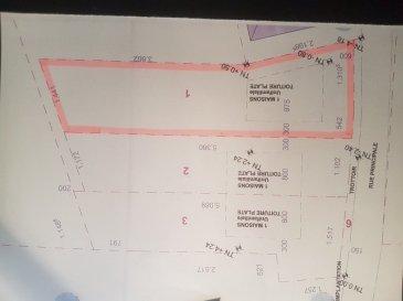 Homesell vous présente dans la commune de Schuttrange un grand terrain à bâtir de 8,10 ares pour maison unifamiliale sis à Neuhaeusgen en lisière de forêt. Possibilité d'acquérir une partie de forêt à l'arrière du terrain. Les plans d'architectes ainsi que l'autorisation de construire sont disponibles. Vous avez comme option l'acquisition de ce beau terrain AVEC projet de construction.  Contactez-nous pour plus de renseignements au N.Tél.: 281122-1 ou sur info@homesell.lu Ref agence :31