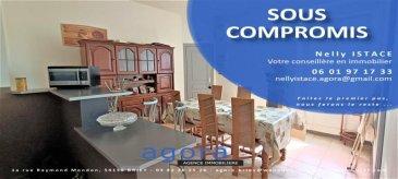 ---------SOUS COMPROMIS par Nelly ISTACE, 0601971733---------<br /><br />Choisir AGORA, c\'est faire confiance à 50 ans d\'expériences en immobilier !!!<br />Faites le premier pas, nous ferons le reste !<br /><br />Appartement F2 en rdc de 37.10m² hab dans une petite copropriété sans charges (lot n°1 et les 497/1000ème des PC1 et les 239/1000 des parties communes générales).<br />Il offre une pièce de vie ouverte avec cuisine équipée/salon/séjour, une grande chambre, et une salle de bain.<br />Vendu avec locataire, actuellement loué 330 euros.<br /><br />DV PVC récent, chauffage électrique, électricité revue. Pas de travaux à prévoir.<br />410 euros env de taxe foncière.<br /><br />Copropriété de 4 lots principaux, sans litiges, sans syndicat.<br /><br />41 000 euros, frais d\'agence inclus, à la charge vendeur.<br /><br />AGORA BRIEY 0382202526