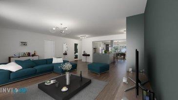 Veuillez contacter notre agent Felice Capraro pour de plus amples informations au 621 25 13 98 ou par e-mail : felice.capraro@remax.lu.  RE/MAX, Spécialiste de l'immobilier à Mondercange, vous propose un Penthouse neuf d'une surface de 178 m2 avec des matériaux de qualité, qui se compose comme suit :   Hall d'entrée, living de 38 m2, cuisine équipée, salle à manger de 32 m2, d'une suite parentale de 22 m2 agencée avec une salle de bain de 16 m2 avec baignoire et douche italienne, sauna, cheminée au gaz, une 2ème chambre de 14 m2, d'une 3ème chambre de 15 m2, une salle de bain de 6 m2, loggia de 12 m2 avec store, buanderie de 17 m2 et un garage de 40 m2 avec cave.   Caractéristiques de l'appartement : chauffage au sol, volet ,stores, velux électrique.