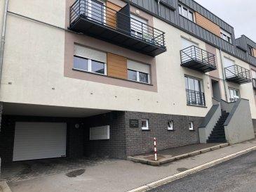 A vendre emplacement intérieur situé dans une résidence à Weiswampach.