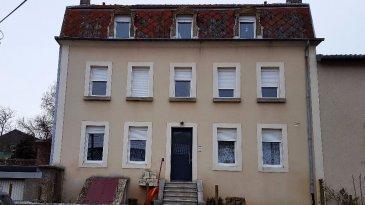 A vendre Boulange 57655 Immeuble  279 m2, 5 appartements. Spécial Investisseurs !<br>Sur 9 ares de terrain, venez découvrir le potentiel de cet immeuble.<br>A proximité des axes Metz - Thionville - Longwy -  Luxembourg il comprend  5 logements de type F2 et F3 et  garage pour un revenu locatif annuel possible  de 25 800euros.<br><br>Chaque appartement dispose d\'une chaudière à gaz et de compteurs individuels ( eau gaz et électricité )<br>Immeuble rénové en 1998 sauf la toiture.<br><br>Honoraires d\'agence à la charge du vendeur<br><br>Peggy Brunet : 06 83 55 51 42<br><br><br><br><br>