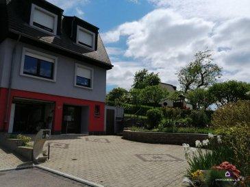 Maison individuelle à Bofferdange