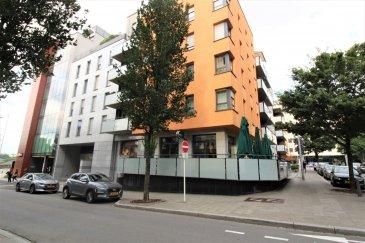Vous recherchez un appartement idéalement situé à Luxembourg ville .<br>Transport en commun, ( tram, train, bus ) <br>école, commerces, restaurant ,pharmacie, ?..ce bien vous comblera de bonheur.<br><br>Aucun travaux à prévoir, résidence de haut standing .<br>Situé au 1er étage, l\'appartement se présente comme suite.<br><br>- Hall d\'entrée spacieux ( vestiaire )<br>- Salle douche avec WC<br>- Pièce de vie  de 55 m2 ( salon, salle à manger, cuisine ) attenante la spacieuse terrasse de 9.25m2) .<br>- Une salle de bain avec WC<br>- Trois chambres<br>- Un grand emplacement intérieur<br>- Une cave d\'environ 20m2 utile<br>comme beaucoup de biens dans le secteur , l\'appartement est sous bail emphytéotique pour une durée de 85 ans, encore .<br><br>Revêtement sol: carrelage, parquet.<br>Chauffage gaz<br>ascenseur<br><br>Ce bien exceptionnel est disponible rapidement et ne vous laissera pas indifférent.<br><br>Pour des informations supplémentaires ou une visite contactez <br><br>Emmanuel : 691355050<br>manuefapromo@gmail.com<br><br><br>