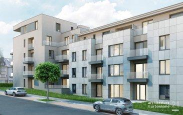 Nous vous présentons un appartement en vente au rdc (B-0-09) à 53,72m2 dans notre résidence