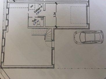 Thionville Gare rive droite: maison neuve disponible 339 000€  Mieux qu'un appartement: maison de ville à deux pas du centre ville, de la gare SNCF, des axes autoroutiers. Maison jumelée de 99.71 m2 comprenant: - au rdc: entrée, belle pièce de vie de 43 m2 avec accès sur 1 terrasse et jardinet, WC séparé, cellier-buanderie, garage. - à l étage:un dressing, 3 chambres (13m2 - 13 m2 - 11 m2), une SDB avec WC + meuble-vasque. Chauffage au sol au rdc et radiateurs à l'étage, chaudière à condensation au gaz, double vitrage aluminium, sols carrelés,  Garage, parking  Début des travaux 1ème semestre 2020  Venez découvrir un quartier idéalement situé à 5 min à pieds de la gare sncf, quartier prochainement réhabilité ( quartier des artisans).  Frais de notaire réduits   Renseignements: 06 19 98 21 23/ 07 61 27 50 82    Cette annonce est rédigée sous la responsabilité de Guery Pascale, agent commercial, inscrite au RSAC de Thionville sous le numéro 497893982