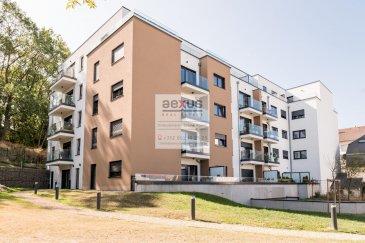 Luxembourg-Gasperich : route d\'Esch, appartement 1 chambre à coucher, 1 emplacement intérieur, 65 m2 net habitable, 74 m2 brut.<br><br>Très bel appartement avec ascenseur agencé comme suit :<br><br>Au 3ème étage: <br><br>Hall d\'entrée, WC séparé<br>Salle de séjour avec Cuisine ouverte, avec accès direct au balcon 5,5 m2<br>Chambre (14m2) avec accès direct au balcon<br>Salle de douche<br>Débarras avec buanderie<br>Jardin commun à l\'arrière du bâtiment.<br><br>Un emplacement intérieur pour 1 voiture se trouve au sous-sol et une cave (4 m2)<br><br>Cet appartement se trouve à Gasperich, La cloche d\'or et le lycée Vauban est à  1,7 km. Le Centre Ville de Luxembourg est à 2.2 km, la Gare de Luxembourg est à 1400 m avec accès au Tram. De nombreuses écoles et foyers de jours sont à disposition sur Gasperich.<br><br>L\'appartement sera disponible en octobre 2021<br><br>Cat. énergétique : A/A<br><br>Pour toutes informations :  Tel : +352 277 50 40<br>Vente par AEXUS REAL ESTATE. Découvrez tous nos biens sur www.aexus.lu<br>Aexus real estate est membre de la Chambre Immobilière du Grand-Duché de Luxembourg (seul organisme accrédité par l\'état pour la certification des agents immobiliers) et travaillons dans le respect de leur code de déontologie, gage de qualité des services et de sériosité.<br>Si vous souhaitez vendre ou louer votre bien, profitez-vous aussi de notre expérience et connaissance du marché à Luxembourg. Estimation rapide, gratuite et réaliste.<br><br /><br />Luxemburg-Gasperich: route d\'Esch, 1-Zimmer-Wohnung, 1 Innenlage, 65 m2 Netto-Wohnfläche, 74 m2 Brutto.<br><br>Sehr schöne Wohnung mit Lift, wie folgt aufgeteilt:<br><br>In der 3. Etage: <br><br>Eingangshalle, separate Toilette<br>Wohnzimmer mit offener Küche, mit direktem Zugang zum Balkon 5,5 m2<br>Schlafzimmer (14m2) mit direktem Zugang zum Balkon<br>Duschraum<br>Abstellraum mit Waschküche<br>Gemeinsamer Garten auf der Rückseite des Gebäudes.<br><br>Es gibt einen überdachten Parkplatz für 1 Auto im 