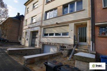 Bel appartement à Esch-sur-Alzette à louer de +/- 80 m2 Se compose d'un hall d'entrée - cuisine équipée individuel avec un accès au balcon - séjour - 1 chambre à coucher - salle de douche - débarra - buanderie commune et une cave .  Disponible de suite  2 mois de caution  Ref agence :1212808
