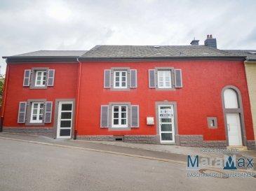 L'agence immobilière MaraMax s.àr.l vous propose cette spacieuse maison rénovée, située dans une rue calme au coeur du joli petit village