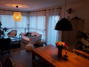 ALT\'IMMOGEST.COM votre agence immobillière vous propose :  Un appartement de type F3 de 71 M² au 3ème étage (avec ascenseur) dans une résidence à THIONVILLE