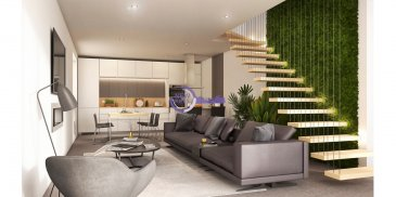 New keys vous propose ce superbe Triplex 5 chambres de haut standing d'une surface d'environ 175 m2, idéalement situé dans la charmante commune de Niederanven à Hostert.  Ce bien se trouve dans une résidence classé monument historique de 3 unités ( Origine des saveurs).   Le bien se compose comme suit :  Au rez-de-chaussée :  - Un vaste salon/salle à manger/cuisine de 42m2 avec accès à la terrasse de 21m2 et jardin privatif de 32m2 exposé sud. - Une salle d'eau avec douche à l'italienne et WC de 4,5m2. - Une chambre de 12,89m2.  - Une buanderie de 5,66m2.  Au 1er étage :  - Une suite parentale avec dressing de 15,70m2 et une salle d'eau privative avec baignoire, WC et bidet. - Deux chambres à coucher de 14,3m2 et 11,38m2 partageant une salle d'eau avec douche à l'italienne, bidet et WC de 5m2.  Au 2ème étage  :  - Une suite parentale de 30m2 avec salle d'eau avec douche à l'italienne et WC de 3,6 m2.  Pour compléter ce bien, vous profiterez également des prestations suivantes :  - Un garage. - Deux places de stationnement extérieures.  Divers :  - Chauffage au sol. - Isolation acoustique. - Système avec adoucisseur d'eau. - Fibre optique.    N'hésitez pas à nous contacter au 661 434 100 ou par mail kdif@newkeys.lu pour plus d'informations ou une éventuelle visite.  COVID: Pour votre sécurité, nos visites sont effectuées avec des masques, des gants et limitées à 3 personnes par visite.  Les prix s'entendent frais d'agence de 3 % TVA 17 % inclus dans le prix est payable par le vendeur.  Nous recherchons en permanence pour la vente et pour la location, des appartements, maisons, terrains à bâtir pour notre clientèle déjà existante. N'hésitez pas à nous contacter si vous avez un bien pour la vente ou la location. Estimation gratuite. Ref agence : 5003508