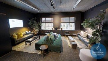 RCI - REFFAY Christophe Immobilien - 691 661 661   vous présente des espaces de bureaux 5 étoiles en plein coeur de Luxembourg-Ville, au boulevard Grande-Duchesse Charlotte.  D'une superficie totale de  /- 2.450 m2 répartis sur 5 niveaux, vous trouverez sûrement l'espace de bureaux adéquat à la taille de votre entreprise.  Allant d'un espace de co-working à la possibilité de louer tout un étage de 30 bureaux, cette offre d'espaces de travail est la plus haute gamme et la plus complète dans le centre de Luxembourg-Ville.   Voici les caractéristiques principales de cette offre de location :  -  Superficie totale : 2.442 m2  - 5 niveaux (RDC   4 étages) - Parkings sous-terrains : 28 - Bureaux privatifs : 30 - Bureaux en open plan : de 5 à 70 membres - Bureaux en co-working : 150 membres - Stations de travail (workstations) : 215 membres - Salles de conférences : 3 - Meet boxes et phone booths : 13 - Lounges : 3 - Coin café : 3  - Espace machines à copies   imprimantes : 3  - Salles de fitness  - Restaurant conceptualisé par le chef étoilé Benoît Dewitte   Tarifs :  - Bureau co-working (24/7) : 850 EUR par workstation - Bureaux privatifs : àpd. 900 EUR par workstation  - Bureau privatif avec 2-3 worksations : de 2.700 à 3.250 EUR  - Daypass : 75 EUR par jour - 50 EUR pour une 1/2 journée  - Printing : compris dans le loyer basé sur un système de crédits - Salles de conférences : compris dans le loyer basé sur un système de crédits   accessibilité pour visiteurs   Options comprises dans le loyer :  - Bar à expresso  - Café Welkin et Meraki  - Fournitures de bureau  - Mur de livraison  - Zone d'accueil  - Bibliothèque  - Salles de réunion  - Restaurant étoilé  - Bureaux de jour  - Fitness  - Ascenseurs  - Bureaux flexibles  - Internet par câble ultra-rapide sécurisé  - Wifi sécurisé par Internet haut débit ultra rapide  - Impression / copie / numérisation / télécopie sécurisée  - Services téléphoniques  - Services de messagerie  - Services de secrétariat  - Services de co