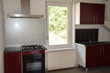 Bon'Appart vous propose ce coquet appartement situé à Auboué qui se compose de 3 chambres, un vaste séjour ouvert sur la cuisine, une salle d'eau avec un WC. DPE : D