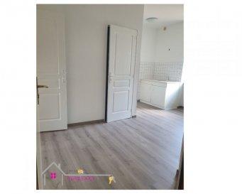 Appartement de type F1 bis en rdc  entièrement rénové de manière très moderne comprenant une cuisine, un séjour, une salle de bain, un WC et une cave.
