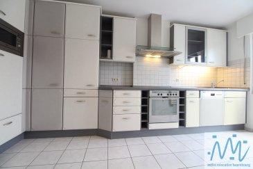 """A Weimerskirch  """"active relocation luxembourg'' vous propose un très spacieux appartement de 2 chambres à Weimerskirch.  Cet appartement situé au deuxième étage d'une petite résidence de 6 appartements comprend: un hall d'entrée, un WC séparé, une cuisine équipée et séparée avec accès vers le balcon de 6m² ainsi qu' un grand living (35m²), une salle de bain avec WC et 2 chambres à coucher (25 + 20m²).  Au sous-sol, vous disposerez  - d'une buanderie commune avec lave-linge et sèche-linge privatifs. - d'un grand garage privatif pour 1 voiture + un endroit servant comme cave/stockage - de 2 emplacements extérieur/privatifs devant le garage.  Loyer: 2.000€ (non-meublé) Loyer: 2.150€ (meublé) Avances sur charges: 325€ Disponibilité: immédiatement Apparatement entièrement repeint Pas d'animaux acceptés Adresse: 102, rue Schetzel, L-2518 Luxembourg-Weimerskirch = ''Zones limitées à 30 km/h''  Weimerskirch : Localisé proche du centre-ville, proche de l'aéroport et du Kirchberg Kirchberg: Centre commercial AUCHAN avec tous ces commerces, différents restaurants, Cinéma, Philharmonie, Coque, E&Y, BEI, Hôpital Kirchberg, proche de l'école européenne et toutes autres commodités à proximité immédiate. Une situation géographique idéale, aires de jeux et forêts à proximité ainsi que les grands axes de transport.  Si vous pensez vendre ou louer votre bien, ''active relocation luxembourg'' est à votre service pour vous conseiller au mieux et vous faire profiter de toutes ses compétences en vue de commercialiser votre bien de manière professionnelle et rapide.  +352 270 485 005 info@arlux.lu www.arluximmo.lu"""