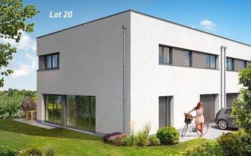 Maison+Terrain  - Steinfort