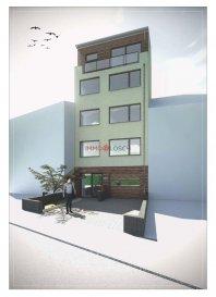 Projet de construction Luxembourg-Rollingergrund<br><br>La résidence <EVE> comporte 4 étages + mezzanine (duplex), 5 appartements, une buanderie commune, un local vélo au sous-sol et un ascenseur.<br><br>Le bien se trouve idéalement situé au centre de Luxembourg-Rollingergrund à proximité de la forêt du Bambësch, du Limpertsberg, du CHL, et à mi-chemin entre la place Dargent et la place de l\'Etoile. <br>?situation centrale permettant un niveau de vie comfortable<br>?environnement cosmopolite ? district famille avec surfaces vertes<br>?à proximité des commerces, supermarchés, écoles et transports communs<br><br>L\'appartement au IIIème étage a une surface pondérée de +/- 58m2 et dispose d\'un spacieux séjour avec cuisine ouverte, une salle de douche avec WC, et une chambre à coucher de 14m2.<br><br>Un balcon de 3.8 m2 fait partie de l\'appartement, ainsi qu\'une cave privative au sous-sol.<br><br>La livraison est prévue fin 2023<br><br>Prix affiché est TTC 3%<br>Prix TTC 17% : 791.635,22.- EUR<br><br>Les meubles et équipements de la cuisine représentés sur l\'annonce ne sont pas inclus dans le prix.<br><br>N\'hésitez pas à nous contacter pour recevoir les plans des résidences, le cahier des charges ou pour fixer un rdv.<br /><br />Construction project Luxembourg-Rollingergrund<br><br>The residence <EVE> has 4 floors + mezzanine (duplex), 5 flats, a common laundry room, a bicycle room in the basement and a lift.<br><br>The property is ideally located in the centre of Luxembourg-Rollingergrund near the Bambësch forest, the Limpertsberg, the CHL, and halfway between the Place Dargent and the Place de l\'Etoile<br> <br>- central location for a comfortable standard of living<br>- cosmopolitan environment - family district with green areas<br>- close to shops, supermarkets, schools and public transport<br><br>The flat on the third floor has a floor area of +/- 58m2 and has a spacious living room with open kitchen, a shower room with toilet, and a bedroom of 14m2.<br><br>A