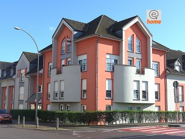 Please see below for English Plus de renseignements et visites au 621 30 30 30  Superbe appartement de 54m2 1 chambre, situé au centre de Bettembourg deux pars de la gare CFL. Il bénéficie d'une terrasse, d'une bonne luminosité et d'exposition sud-ouest. L'appartement se trouve en bon état dans une copropriété de 9 lots et se compose comme suit :   Au niveau Rez-de-Chaussée ? - 1 chambre de bonne taille? - 1 salle de bain avec WC  ?- 1 grand salon / séjour avec des baies vitrées? - 1 cuisine ouverte et équipée - 1 entrée / hall - 1 terrasse   - 1 cave privative - 1 emplacement de parking privé (intérieur)  - 1 buanderie communale  ?Possibilité d'acheter un lot derrière l'appartement pour avoir un petit jardin privé.  D'autres prestations de cet appartement:  Grandes fenêtres double vitrage, parlophone,   Informations supplémentaires de la résidence:  Ascenseur, Porte d'entrée sécurisé, pas de travaux à prévoir, chauffage à gaz,  parking facile pour les visites, supermarché à proximité. Les espaces communs sont en bon état  Localisation: 10 minutes de Cloche d'Or Gapserich 12 minutes de Luxembourg-Gare 11 minutes de Dudelange-Centre Zone verte et également le transport commun, les commerçants et le supermarché  —————————————————————————————————   Superb 1 bedroom apartment 54m2 situated in the centre of Bettembourg close to the CFL train station.  The apartment offers optimal natural light exposure with a terrace facing South-West.  This apartment is in good condition and composes of the following:   Ground floor level - 1 good sized bedroom  - 1 bathroom with WC  - 1 large living / dining room with bay windows  - 1 open style equipped kitchen  - 1 entry / hall  - 1 terrace  - 1 private cave - 1 private interior parking place  - 1 communal laundry room  Possible to buy a plot of land behind the apartment to have a private small garden.  This apartment also features: Large sized double glazed windows, intercom telephone.  Additional residence information: Elevator, reinforced front door, no major work foreseen for the residence,  gas central heating, easy parking for visitors, supermarket close by. Communal areas are in good condition  Location:  10 minutes from Cloche d'Or Gapserich 12 minutes from Luxembourg-Train station 11 minutes from Dudelange-Centre Green belt area which also includes public transportation, commercial businesses and supermarket.