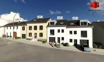 Maison jumelée à Niederanven