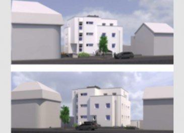 ***NOUVELLE RESIDENCE*** Spacieux Appartement de 87,40m2 avec  Hall d'entrée, Salon-salle à manger, Cuisine, 3 chambres, Salle de bain, wc, cave, buanderie, terrasse 12,73 m2. Situé à proximité du centre de Dudelange, ce nouveau Projet est une belle Résidence  de Standing de 4 unités. Composée de 2 Appartements, 1 duplex et 1 Penthouse.  Les appartements disposent de loggia ou balcons. Des emplacements parkings intérieurs (à partir de 25 647€ ) ainsi que des caves sont disponibles. Bénéficiant de prestations haut de gamme avec Certificat énergétique BB, et de finitions de qualité, cette nouvelle Résidence est à proximité immédiate des accès autoroutiers et transports en commun. Prix de vente  TVA 3% inclus.(sous réserve d'acceptation de l'Administration de l'Enregistrement)   Cahier des charges et plans disponibles sur simple demande à notre agence. Ref agence :2109603
