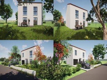 M572960 A VENDRE A METZ SUD dans nouveau lotissement à LORRY MARDIGNY , votre projet de maison individuelle type F5 SUR PARCELLE DE 292M² exposition EST OUEST  3 grandes chambres à l'étage ( 15/16/14M² , grande salle de bains de 11m² et  en RDC avec accès terrasse et jardin grand séjour avec espace pour cuisine ouverte le tout pour 40M² , et un garage !  En VEFA, votre future projet , livrer prêt à peindre , restera cuisine à installée et les placards et les extérieurs à paysagés et engazonnés   dans cadre agréable situé à LORRY MARDIGNY voisin de FEY MARIEULLES CORNY SUR MOSELLE SILLEGNY ET à PROXIMITE DE L 'A31  Pour plus d'informations Philippe DELAPORTE, Conseiller spécialiste du secteur, est à votre entière disposition au 06 86 27 69 62 . Honoraires à la charge du vendeur.