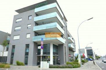 -- FR --  Bel appartement (45m2) avec terrasse (14m2), situé au 2ième étage d'une résidence construite en 2005.  L'appartement dispose de : Grand living/salle à manger, cuisine équipée, salle de bains   WC, 1 chambre à coucher, grande terrasse et cave.  La résidence est idéalement située à quelques minutes du Centre de la Ville de Luxembourg. On dispose également à proximité : commerces, restaurants, arrêt de bus'etc..  Ref agence :152