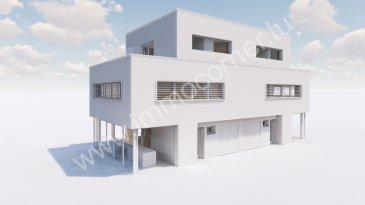 Immo Corner votre agence immobilière disponible 7j/7j vous propose un projet immobilier sans contrat de construction pour maison bifamiliale sur un terrain de 6,34ares à Aspelt.  Situation très tranquille dans une cité.   Informations supplémentaires: Le projet comprend un accord de principe communale pour une construction d'une maison bifamiliale ainsi que les exquises d'architecte.  Il faudra prévoir l'arrachement d'une maison existante.   -  chaque maison disposera d'une surface habitable de +/-130m2, -  un garage intérieur,  -  3 chambres à coucher, -  jardin,   -  cave possible.     Pour toute information supplémentaire votre agent immobilier Immo Corner se tient à votre entière disposition.  Immo Corner +352 621 54 74 74