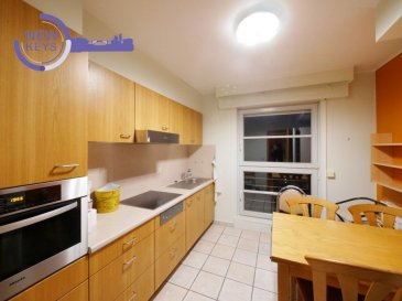 New Keys vous propose cet appartement 1 chambre, idéalement situé à Esch-sur-Alzette, dans la RESIDENCE SERVICE PARC LAVAL avec conciergerie et restauration sur place.   Au 3ième étage AVEC ascenseur, ce bien à la fois spacieux et lumineux (environ 67m2), se présente comme suit:  - Grand hall d'entrée avec placard intégré - Toilettes séparés - Salle de de douche avec machine à laver - 1 Chambre à coucher  - Living orienté Sud Ouest - Cuisine équipée et séparée  Pour compléter ce bien: - Débarras avec grand placard intégré,  - Cave  Proche de toutes les commodités. Parking public devant la résidence.  N'hésitez pas à nous contacter au 352 691 216 830 ou par email à smarrocco@newkeys.lu pour plus d'informations et/ou organiser une visite.    Les prix s'entendent frais d'agence de 3 % TVA 17 % inclus dans le prix et payable par le vendeur.  Nous recherchons en permanence pour la vente et pour la location, des appartements, maisons, terrains à bâtir pour notre clientèle déjà existante. N'hésitez pas à nous contacter si vous avez un bien pour la vente ou la location. Estimation gratuites.  Ref agence :B5003382