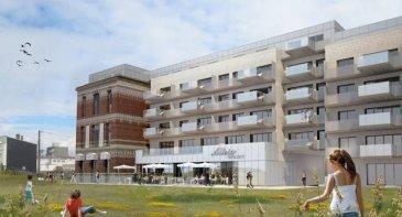 Réf: 32  NOUVELLE TRANCHE ! TRANCHE A   Résidence ALTEIA un programme immobilier de haute qualité architecturale et environnementale sur un site d\'exception situé face à la Mer.  Appartement T1BIS de 29.71 m² au 3ème étage avec ascenseur:   Salle de vie avec coin cuisine, salle d\'eau avec wc.  Balcon de 4 m²  Parking sous sol.   Livraison 4ème trimestre 2018   réf: 32