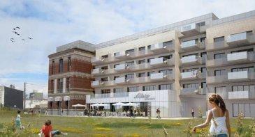 Réf: 32  NOUVELLE TRANCHE ! TRANCHE A   Résidence ALTEIA un programme immobilier de haute qualité architecturale et environnementale sur un site d\'exception situé face à la Mer.  Appartement T1BIS de 29.71 m² au 3ème étage avec ascenseur:   Salle de vie avec coin cuisine, salle d\'eau avec wc.  Balcon de 4 m²  Livraison 1er trimestre 2019  réf: 32