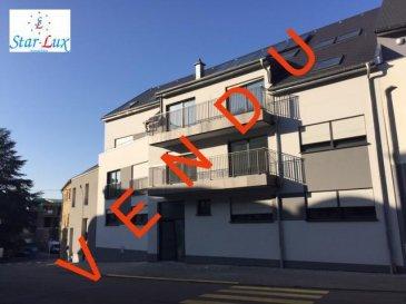 -   P R I X   -    T V A   -    R E C U P E R A B L E   -   !!!<br>Appartement de 49.00 m2 + balcon de 7.01 m2, avec salon, cuisine entièrement équipée avec table à manger, 1 chambre à coucher, une salle de douche avec toilette et une cave de 2.61 m2. <br>Infos : 621 17 60 10<br><br>Nouvelle résidence construite en classe BB avec 9 unités d\'une à trois chambres, de 53, 21 à 137,45 m2, chauffage au sol, panneaux solaire, ventilation centralisée, cuisines entièrement équipées, peintures, caisson avec spots et led, garages simple et double fermés, accès handicapés.  Disponible de suite. <br />Ref agence :A5-C1-E1-MAR
